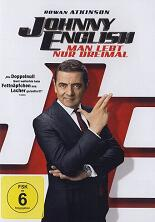 Johnny English 3: Man lebt nur dreimal