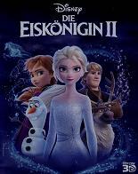 Eiskönigin 2, Die: 3D (2 Blu-Ray)