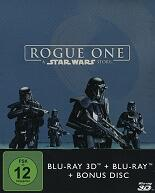 Rogue One: A Star Wars Story - Steelbook - 3D (3 Disc)