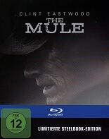 Mule, The: Steelbook - Limited Edition