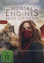 Mortal Engines: Krieg der Städte (2 DVD)