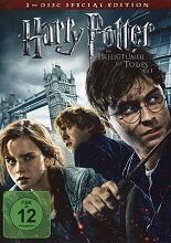 Harry Potter und die Heiligtümer des Todes: Teil 1 (2 DVD)