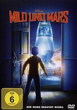 Mars needs Moms: Milo und Mars
