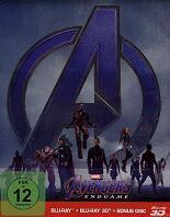 Avengers 4: Endgame - 3D - Limited Steelbook (3 Blu-Ray)