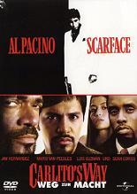 Carlitos Way: Weg zur Macht / Scarface (2 DVD)