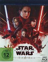 Star Wars: Episode 8 - Die letzten Jedi (2 Blu-Ray)
