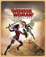 Wonder Woman: Bloodlines - Limited Steelbook