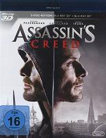 Assassin's Creed: Der Film - 3D (2 Blu-Ray)
