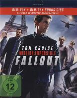 Mission: Impossible 6 - Fallout (2 Blu-Ray)