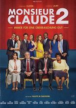 Monsieur Claude 2: Immer für eine Überraschung gut