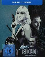 Atomic Blonde: Limited Steelbook
