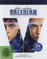 Valerian: Die Stadt der tausend Planeten - 3D