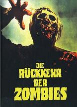 Rückkehr der Zombies, Die: Limited Edition - Cover A (Blu-Ray + DVD)