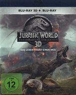 Jurassic World 2: Das gefallene Königreich - 3D (2 Disc)