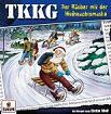 TKKG: 203/Der Räuber Mit Der Weihnachtsmaske