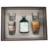 Mazzetti d'Altavilla London Dry Gin Geschenkset 0,7 Liter 42 % Vol.