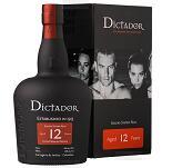 Dictador Rum 12 Jahre Ultra Premium Reserve 0.7 Liter 40% Vol.