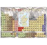 Elements of Scotch in Postergrösse (60 x 42 cm)