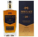 Mortlach 20 Jahre Cowies Blue Seal Whisky 0,7 Liter 43,4 % Vol.