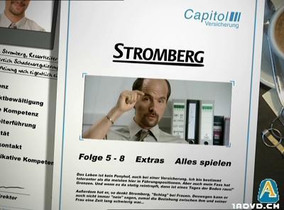 1advd Ch Stromberg Die Buro Edition Film Musik Games Bucher